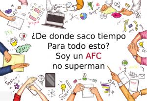 Soy AFC,. no Superman